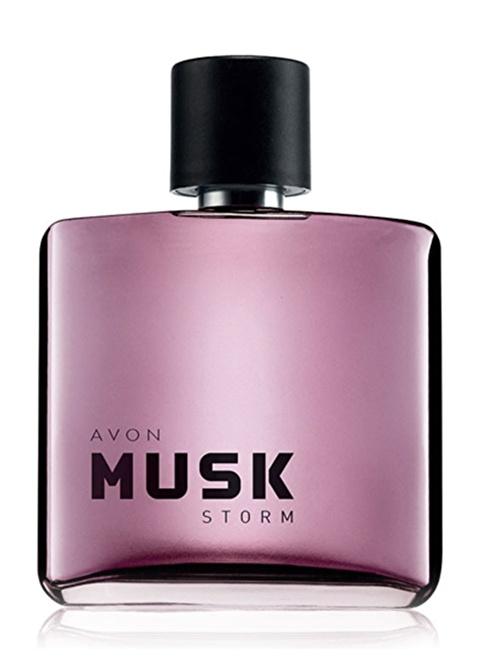 Avon Musk Storm Erkek Parfüm Edt 75 Ml Renksiz